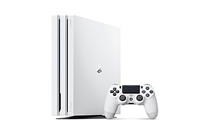 Sony PlayStation 4PRO 1TB White Gran Turismo Bundle