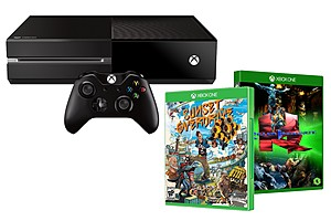 MICROSOFT XBOX One Bundle With Killer Instinct and Sunset Overdrive