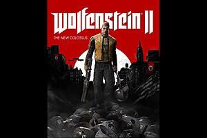 PC Wolfenstein II The New Colossus