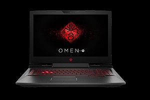 HP OMEN 1VN53EA 17-an001nm