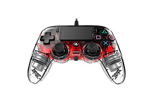 NACON PS4OFCPADCLRED