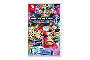 Nintendo Switch MARIOKART8 DLX