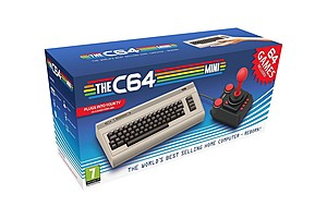 COMMODORE C64-MINI
