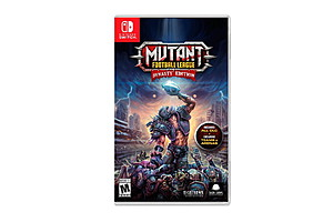 Nintendo Switch MFL DE
