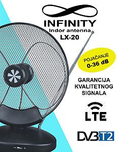 INFINITY LX20