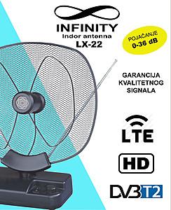 INFINITY LX22