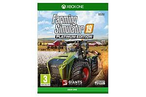 XBOX One Farming Simulator 19 Platinum Edition