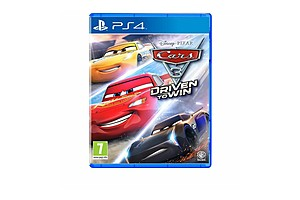 Sony Playstation 4 CARS3 DTW