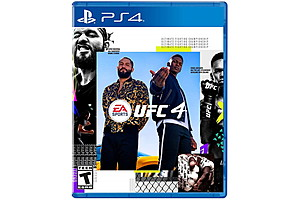 Sony Playstation 4 UFC 4