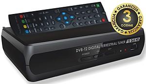 New Digital T2 265HD