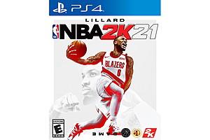 Sony Playstation 4 NBA2K21