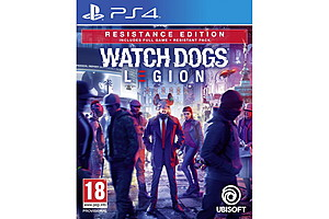 Sony Playstation 4 WATCHDOGS LRED