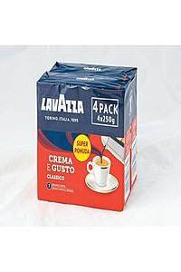 Lavazza Crema E Gusto; 4x250g