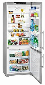 Hladnjak kombinirani, visine 202 cm,