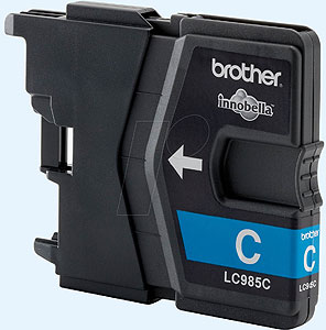 BROTHER LC-985 Cyan