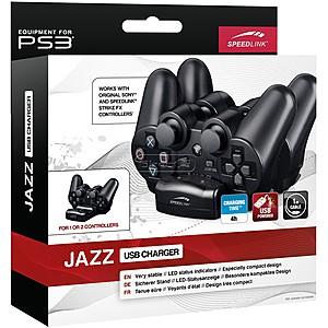 Punjač za PS3 Gamepad; Jazz