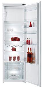 Hladnjak, ugrad, 255+39 lit, A+