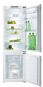 Hladnjak, ugrad, 202+62 lit, A+, no fros