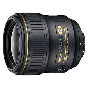 Profesionalni objektiv, 35mm, F1.4G