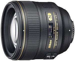 Profesionalni objektiv, 85mm, F1.4G