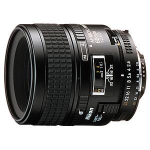 Profesionalni objektiv, 60mm, F2.8D