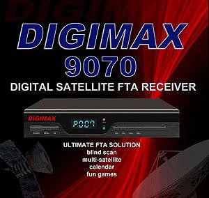 DIGIMAX 9070DVB-S