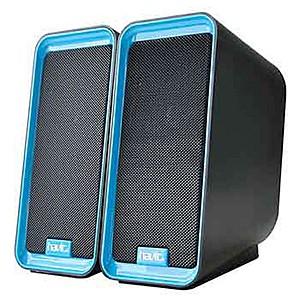 Zvučnici za PC, plavi