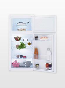 Ugradbeni hladnjak, A+, 125 lit. +45 lit