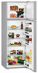 Hladnjak kombinirani, visine 157,1 cm,
