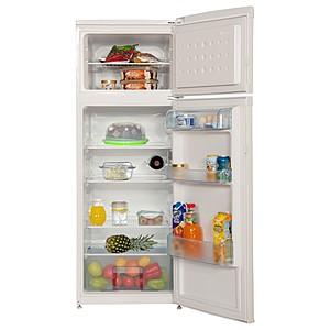Kombinirani hladnjak, 145cm, A+, bijeli