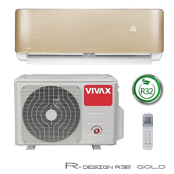 VIVAX ACP-12CH35AERI gold