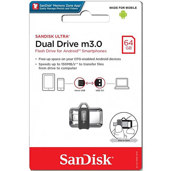 SANDISK SDDD3-064G-Q46