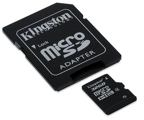 KINGSTON SDCR 32GB