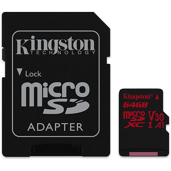 KINGSTON SDCR 64GB