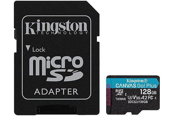KINGSTON SDCG3 128GB